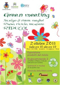 locandina green meeting